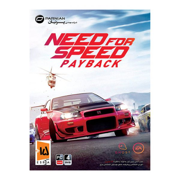 بازی Need For Speed Payback مخصوص Pc