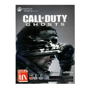 بازی Call of Duty Ghosts مخصوص Pc پرنیان