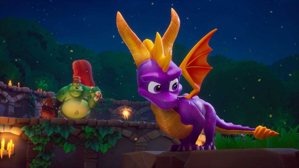 بازی Spyro Reignited Trilogy