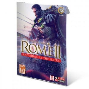 بازی Total War Rome II برای Pc نشر Gerdoo