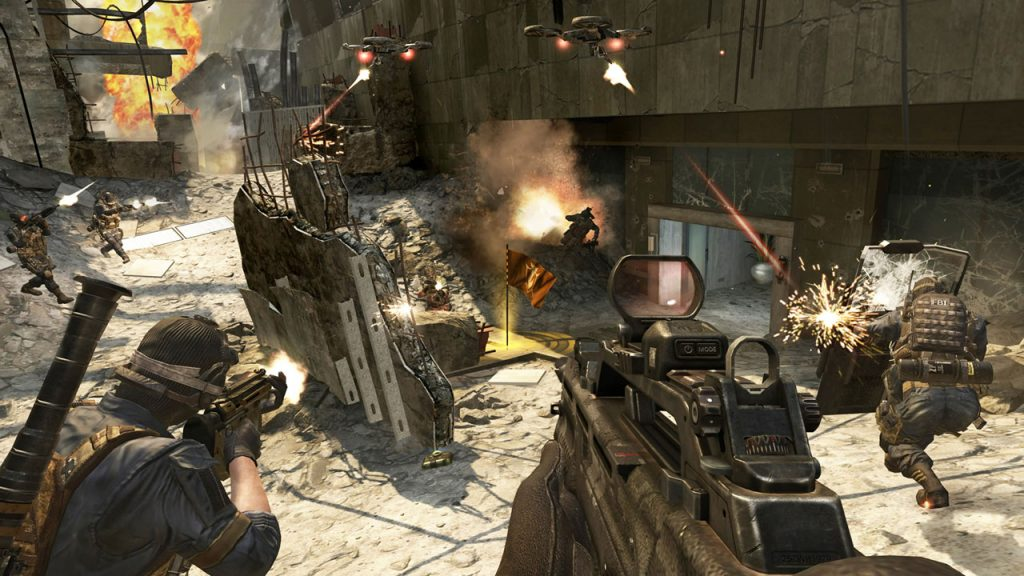 عکسهای بازی Call Of Duty Black Ops 2