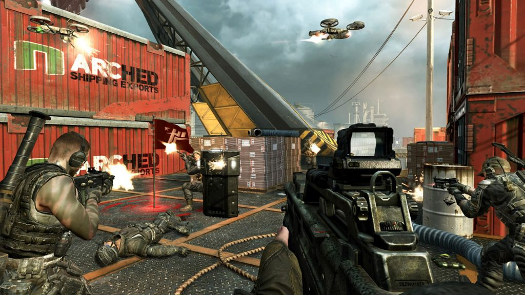 بازی Call Of Duty Black Ops 2