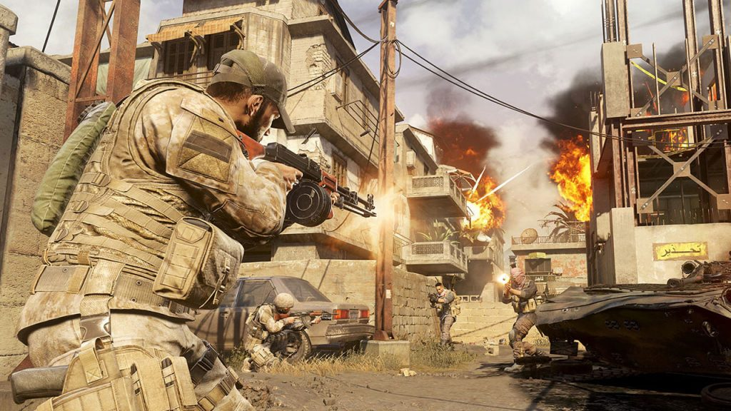 عکس های بازی Call Of Duty Modern Warfare Remastered
