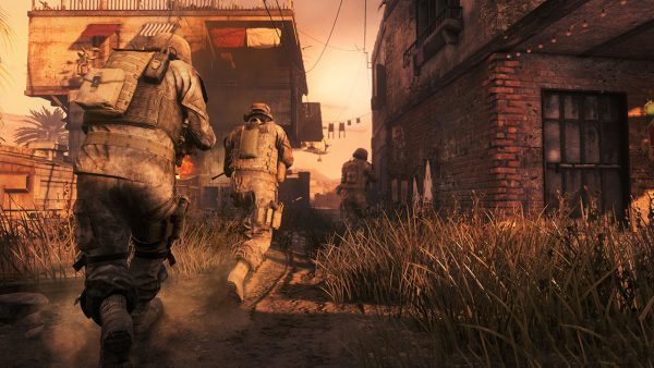 بازی Call Of Duty Modern Warfare Remastered برای کامپیوتر
