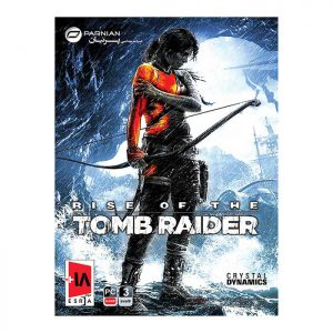 بازی Rise of The Tomb Raider نشر پرنیان