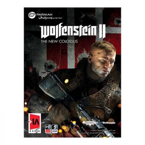 بازی Wolfenstein II The New Colossus مخصوص Pc