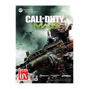 بازی Call Of Duty MW 3 برای Pc نشر پرنیان
