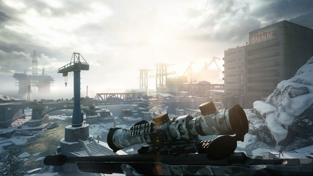 عکسهای بازی Sniper Ghost Warrior Contracts