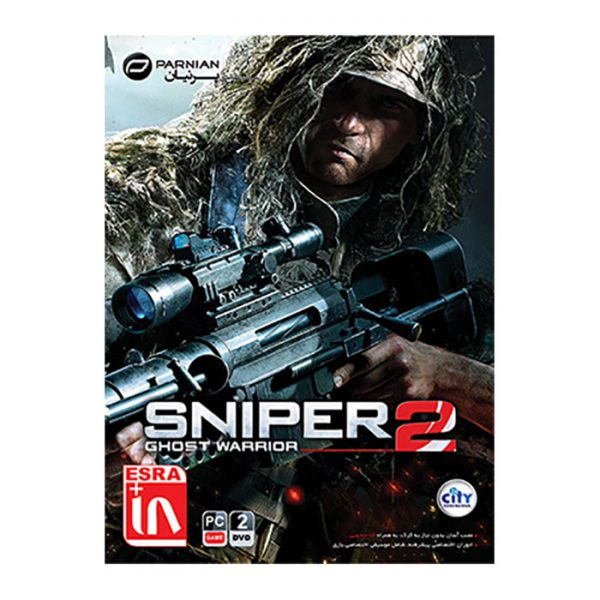 بازی Sniper Ghost Warrior 2 نشر پرنیان