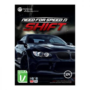 بازی Need For Speed Shift برای Pc نشر Parnian