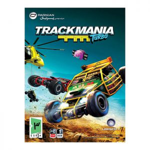 بازی Trackmania Turbo برای Pc نشر Parnian